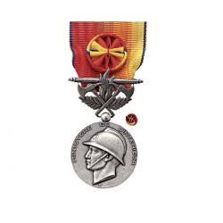 Médaille Services Exceptionnels Argent