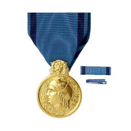 Médaille Bronze Honneur Jeunesse, Sports & Engagement associatif