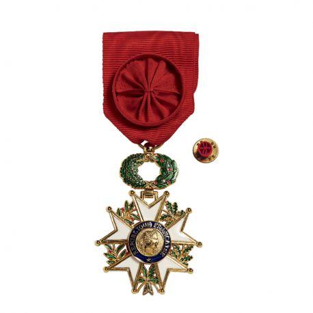 Médaille Officier Légion d'Honneur